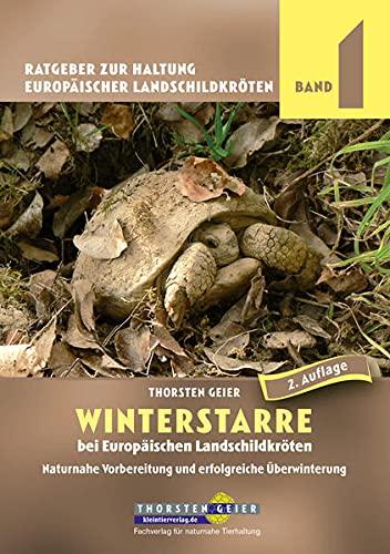 Buchempfehlung Winterstarre bei Landschildkröten